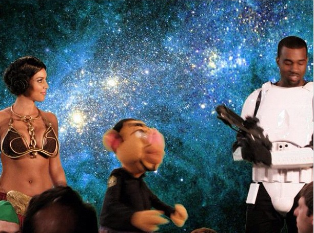 Kim kardashian Kanye West Throwback Instagram 2008