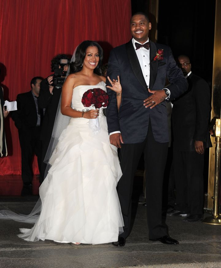 His Official Girl! After 7 years of love, LaLa & Melo made it official.