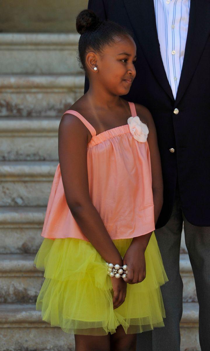 Sasha's Tutu Dress