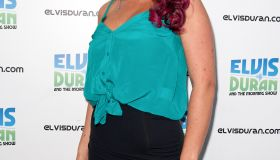 "Jenni ""JWoww"" Farley Visit The Elvis Duran Z100 Morning Show"
