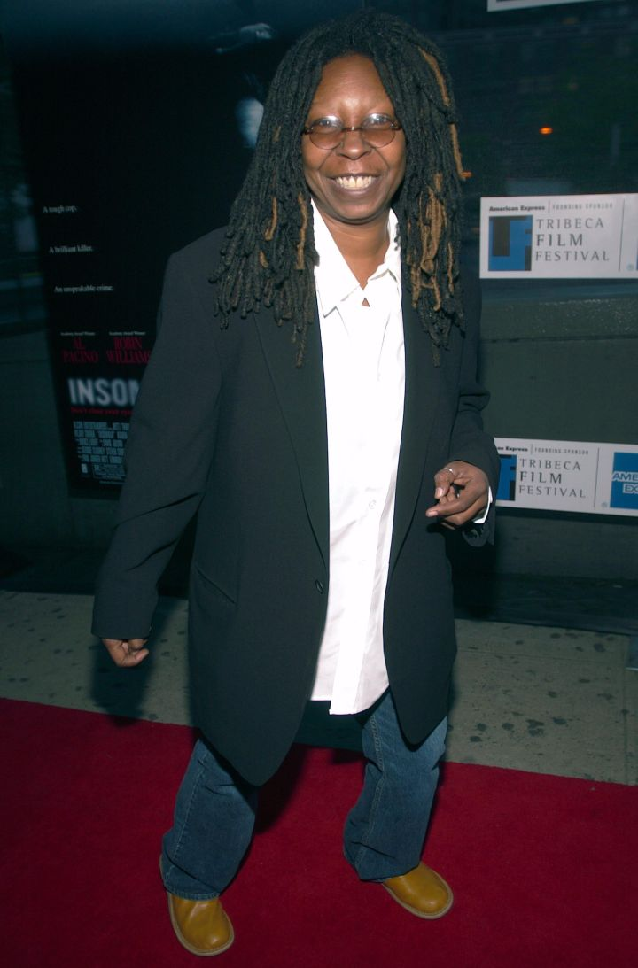 "Whoopi Goldberg took home an award twice! One for Best Supporting Actress for her role in ""Ghost,"" and another for Best Actress for her iconic role in ""The Color Purple."""