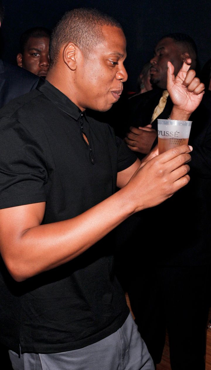 Jay Z at the Legends of Summer After-Party in Chicago.