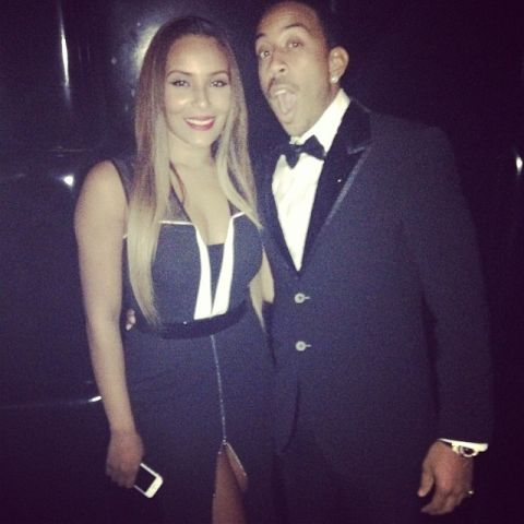 Ludacris Eudoxie Instagram