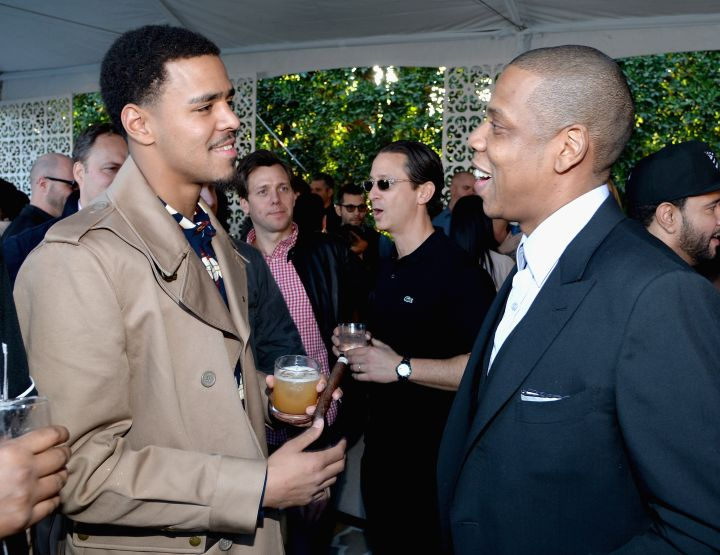 J. Cole and Jay Z
