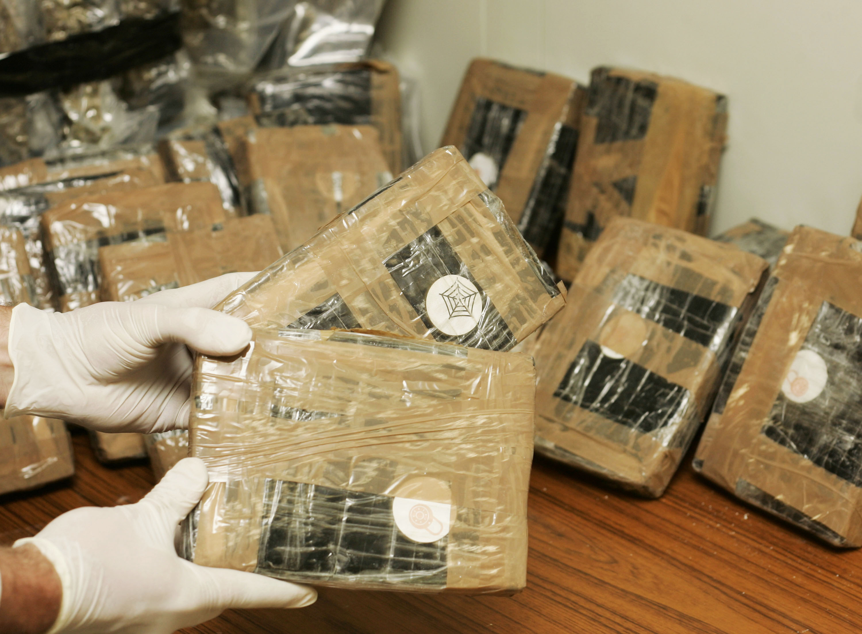 Major Drugs Haul Seized By Federal Police Force