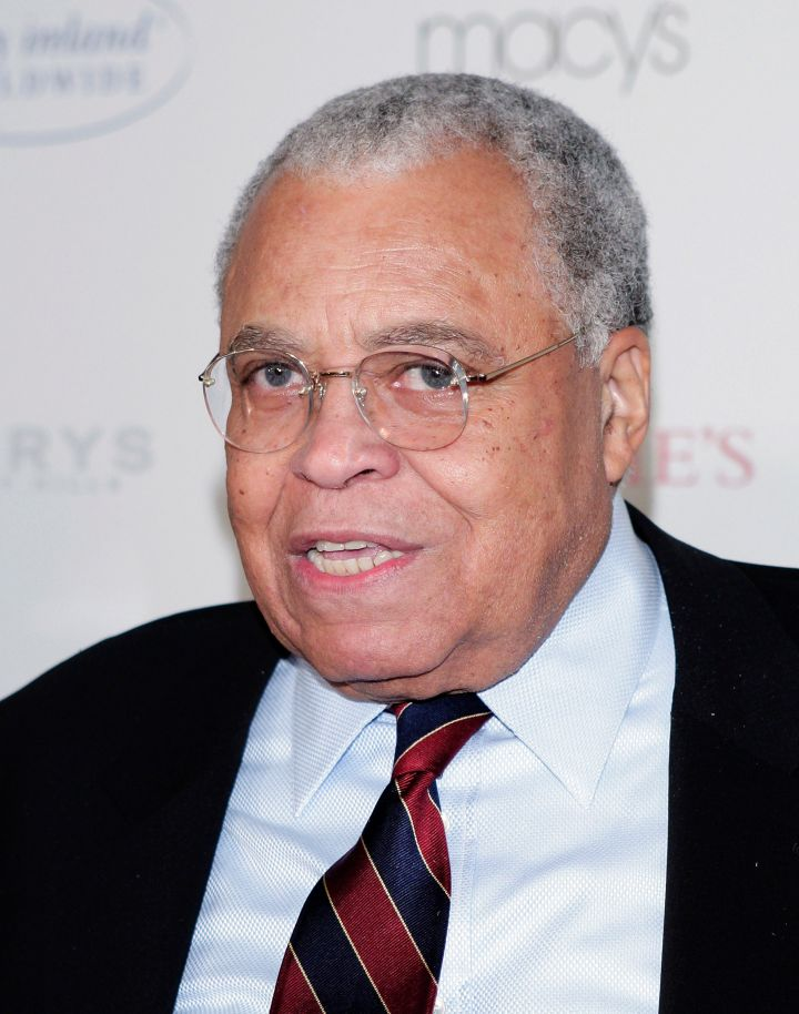 James Earl Jones won the award for Most Promising Male Newcomer back in 1971.