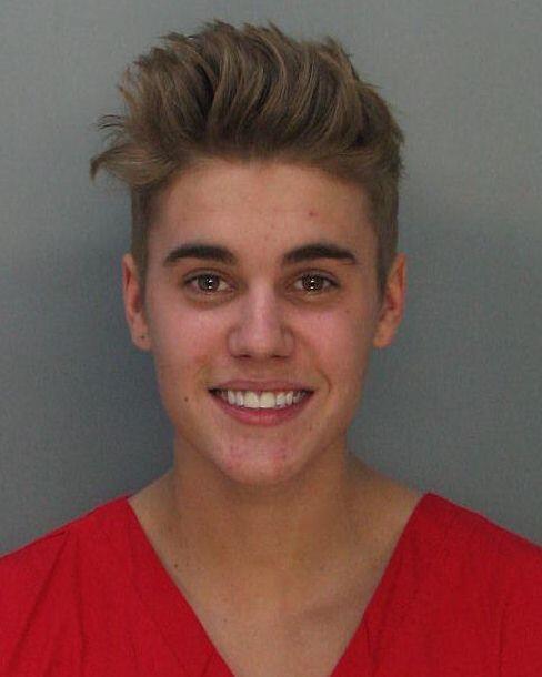 Justin Bieber was arrested for drag racing & DUI.