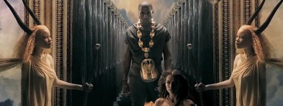 Kanye West's Horus Chain