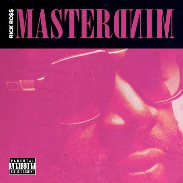 rick ross mastermind album cover art