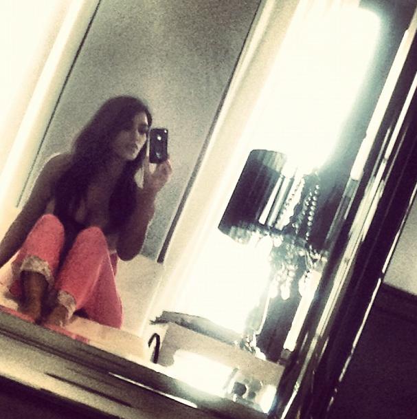 When you're bored… take selfies!