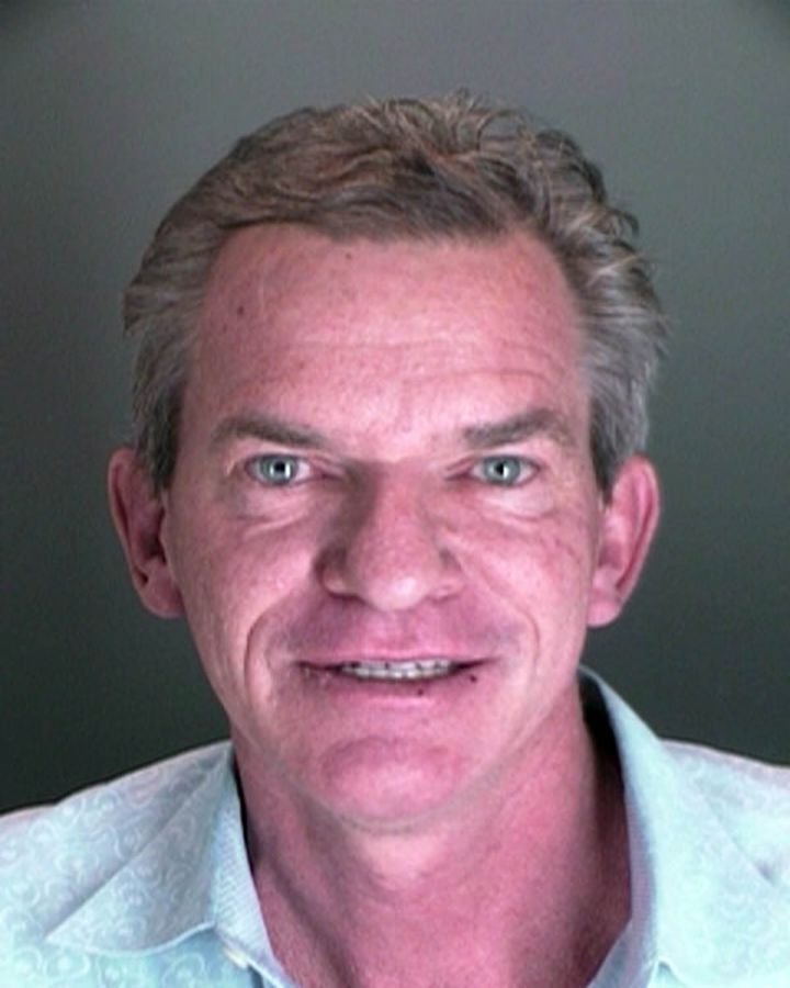 George Boedecker, founder of the Crocs line of footwear, after he was arrested on suspicion of DUI in 2012.