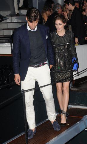 Olivia Palermo And Johannes Huebl Are A Fashion Perfect ...