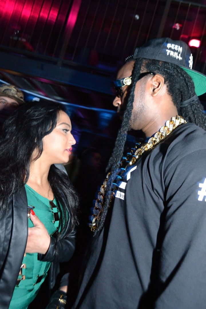 2 Chainz parties it up for All-Star weekend in NOLA