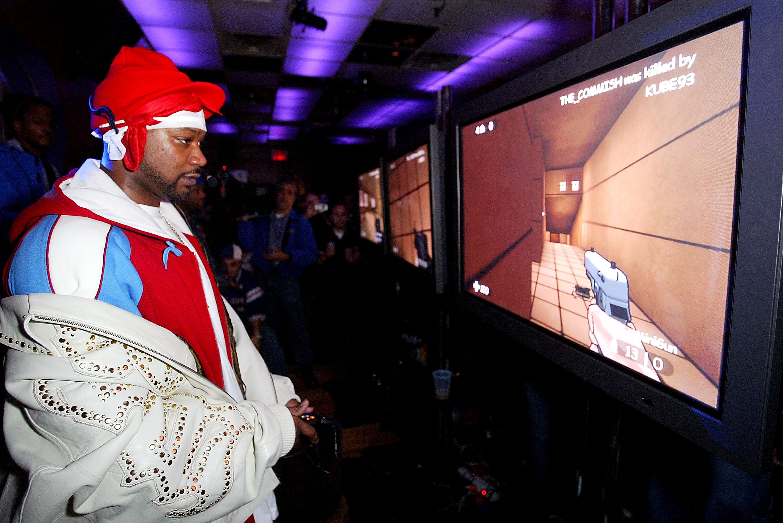 Xbox & Ubisoft Present Ghostface and Funkmaster Flex