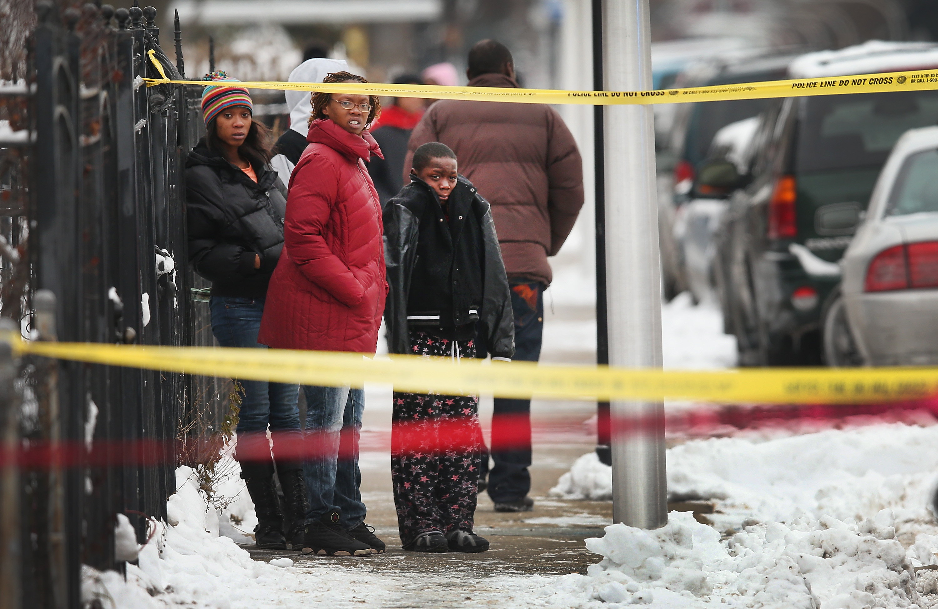 Despite Drop In Homicide Rate, A Violent Weekend Of Shootings In Chicago