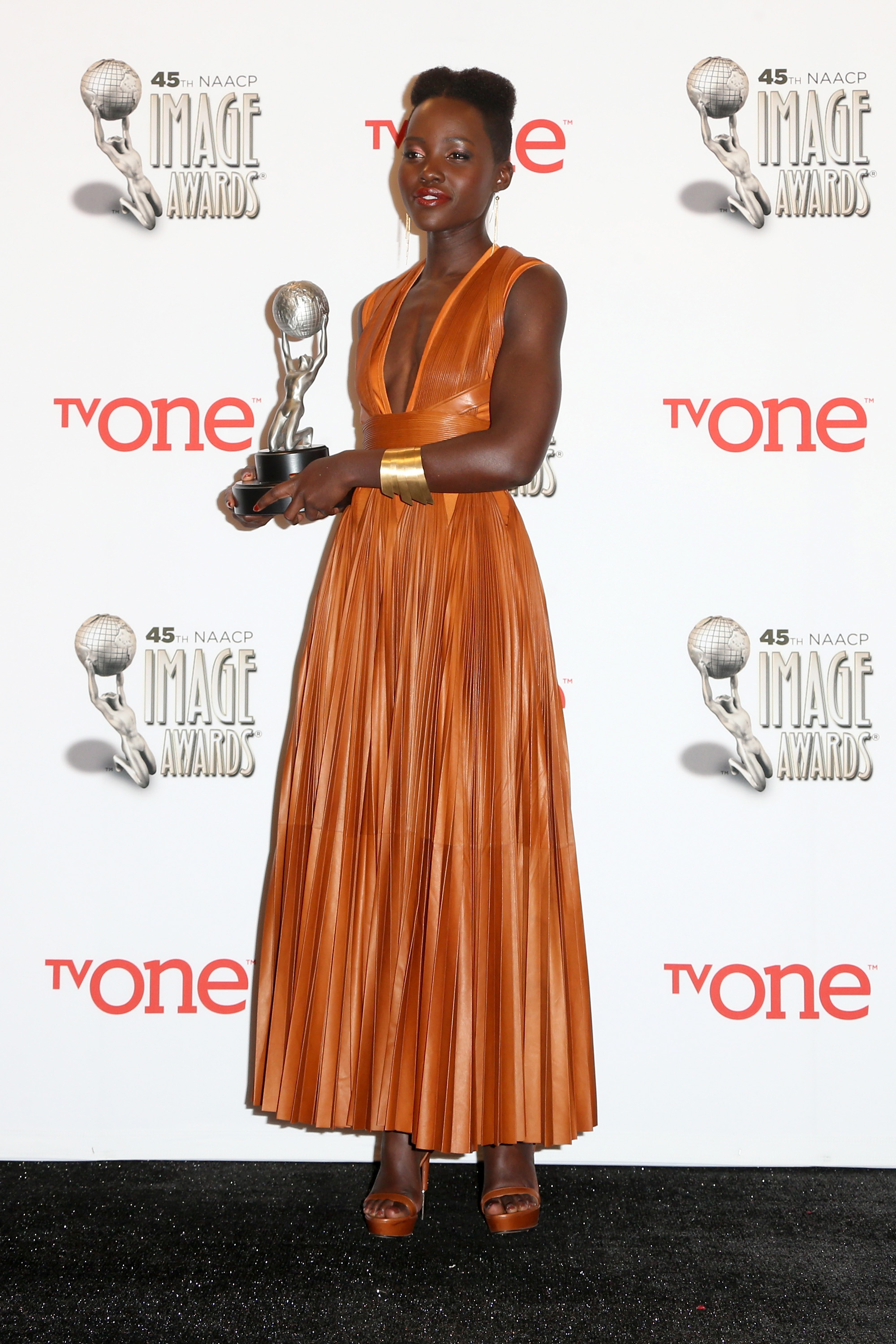 45th NAACP Image Awards Presented By TV One - Press Room
