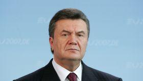Ukrainian PM Yanukovich