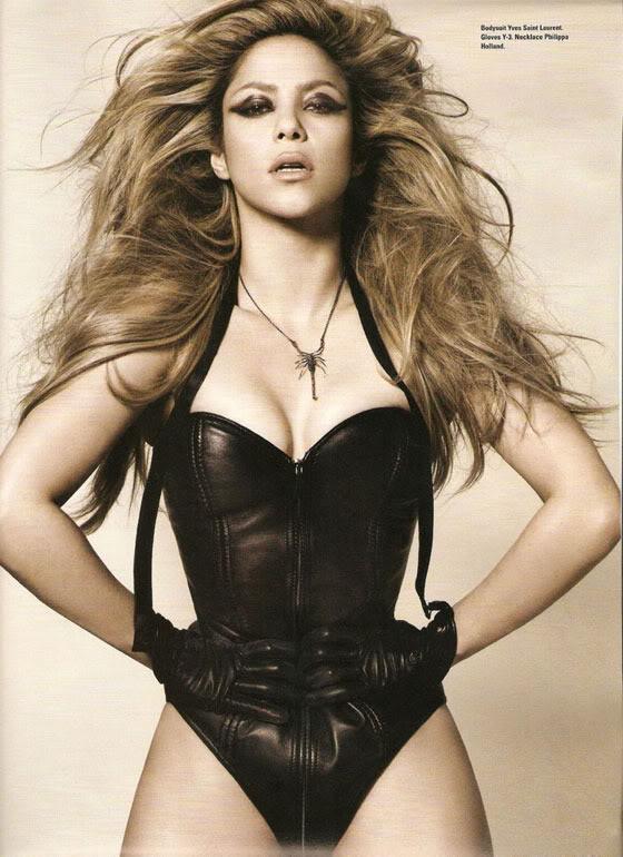Shakira KILLED it in GQ Spain.