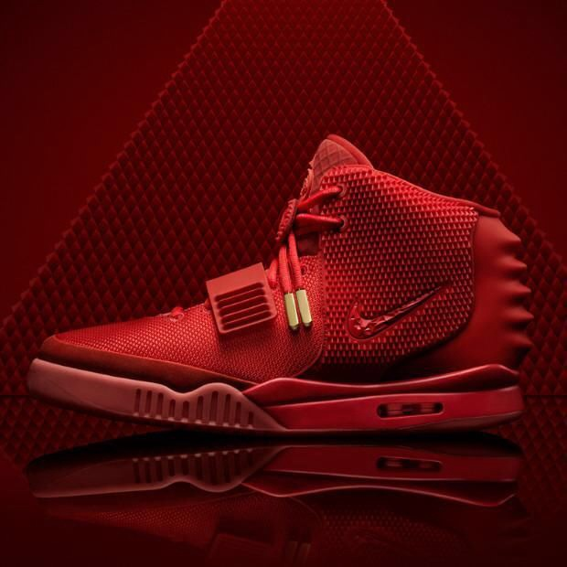 "The Nike Air Yeezy 2 ""Red Octobers"" (2014)"