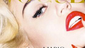 Miley Vogue Germany Magazine
