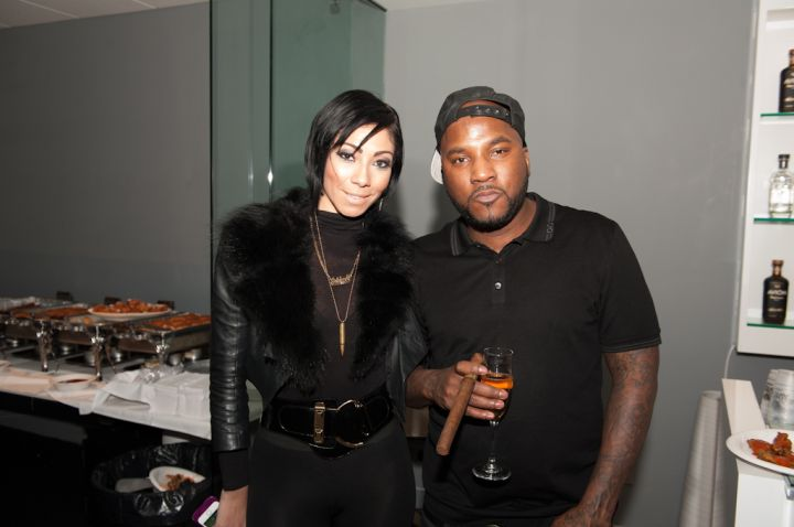 Bridget Kelly and Young Jeezy