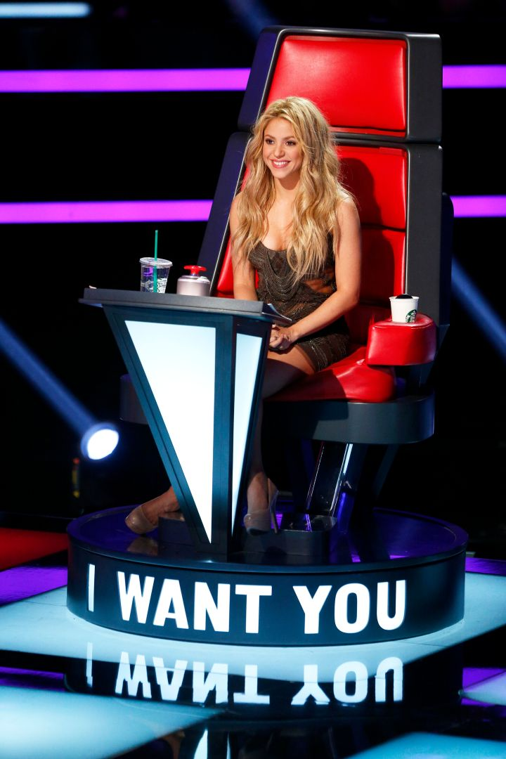 We want you too Shakira…
