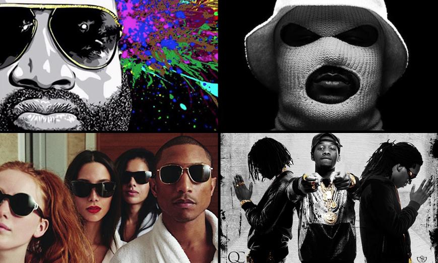 rick ross pharrell migos schoolboy q album covers 2