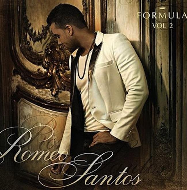 Romeo Santos Album Cover