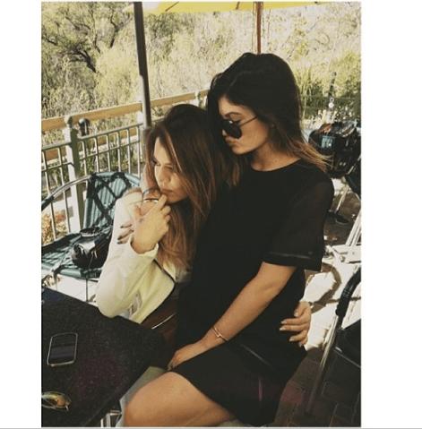 Khloe Kardashian Instagarm