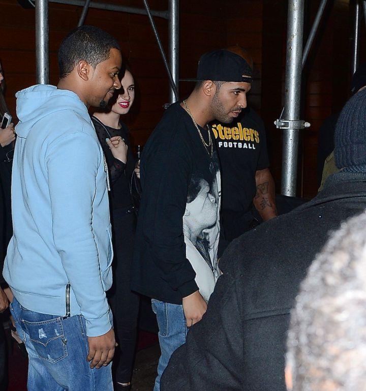 Drake leaves 1Oak