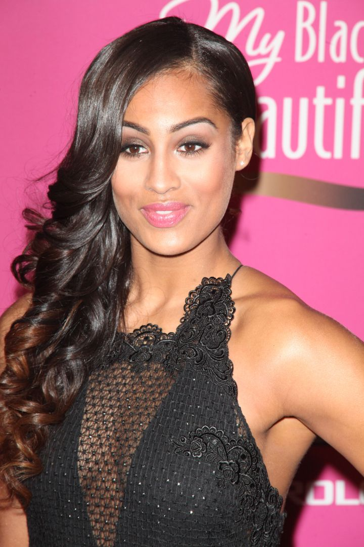 Basketball beauty Skylar Diggins is supposedly on the list as well. She says it's rumors but one thing's for sure, Weezy was digging her.
