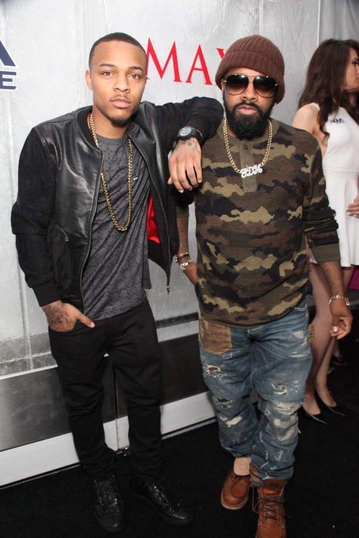 Bow Wow & Jermaine Dupri