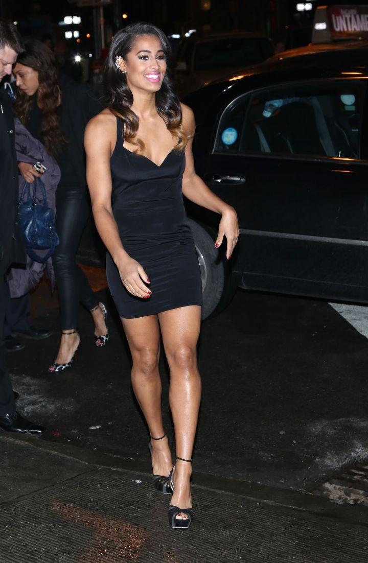 No seriously… she's SUPER sexy.