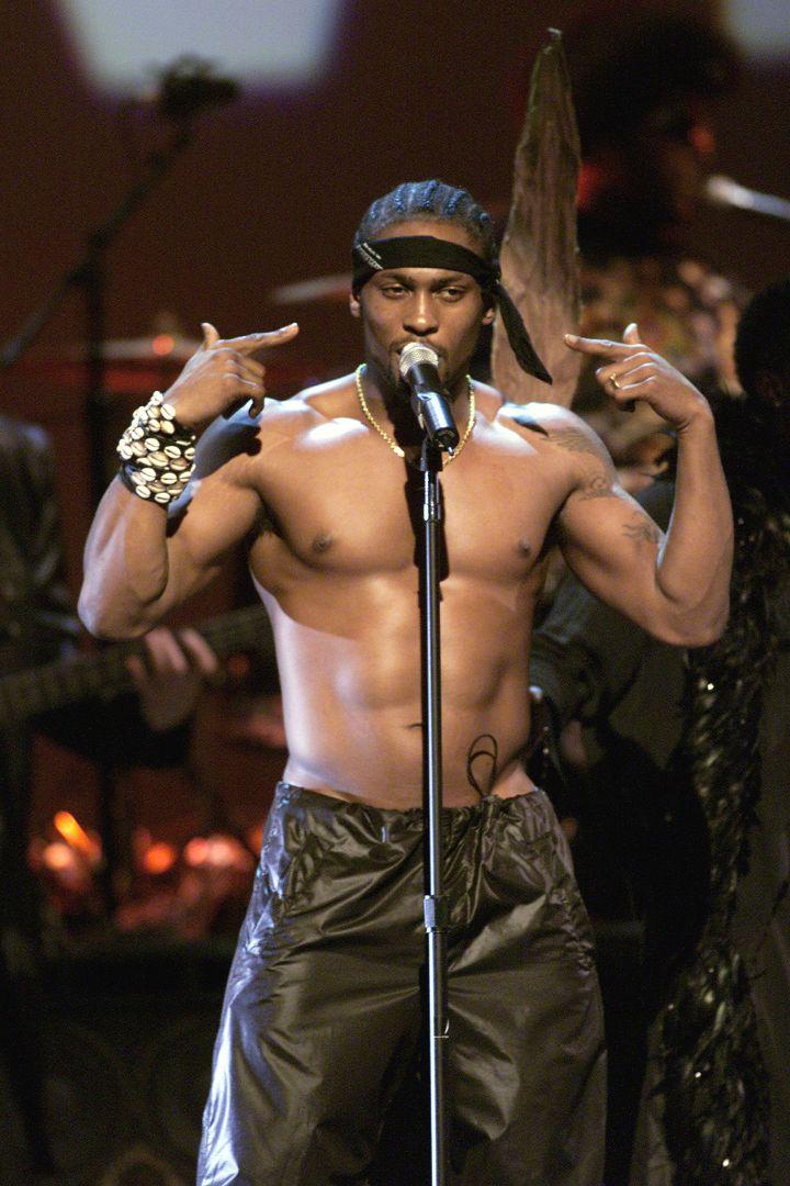 D'Angelo Bringing Brown Sugar To MTV.