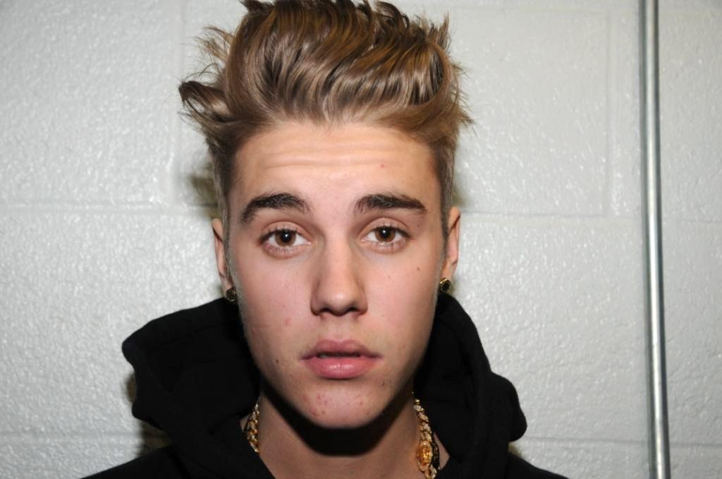 Miami Beach Police Documentation of Justin Bieber's Tattoos