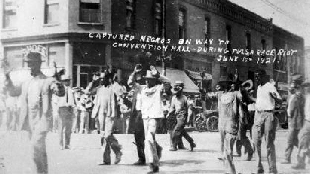 Tulsa, Oklahoma 1921