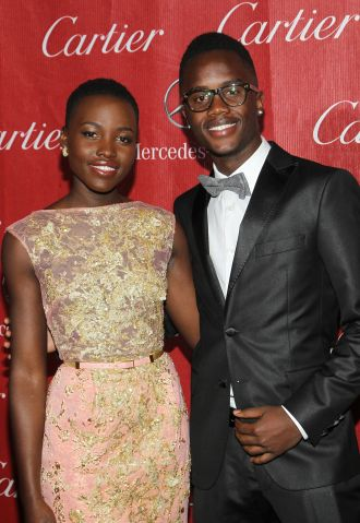 Lupita Nyong'o brother peter