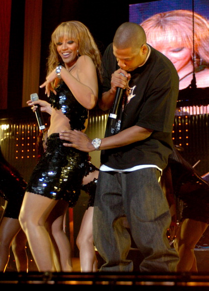 """When Hov was retiring, he held a star-studded concert at Madison Square Garden, and you know he had to bring Bey out to perform """"Crazy In Love."""" In front of a crowd of thousands in the world's most famous arena, Jay shows them all why he is so crazy in love."""