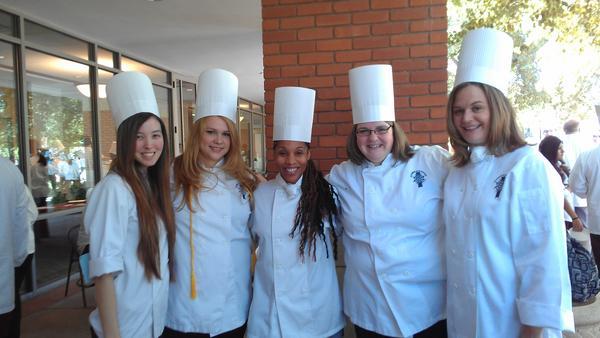 Adina Howard is a chef!