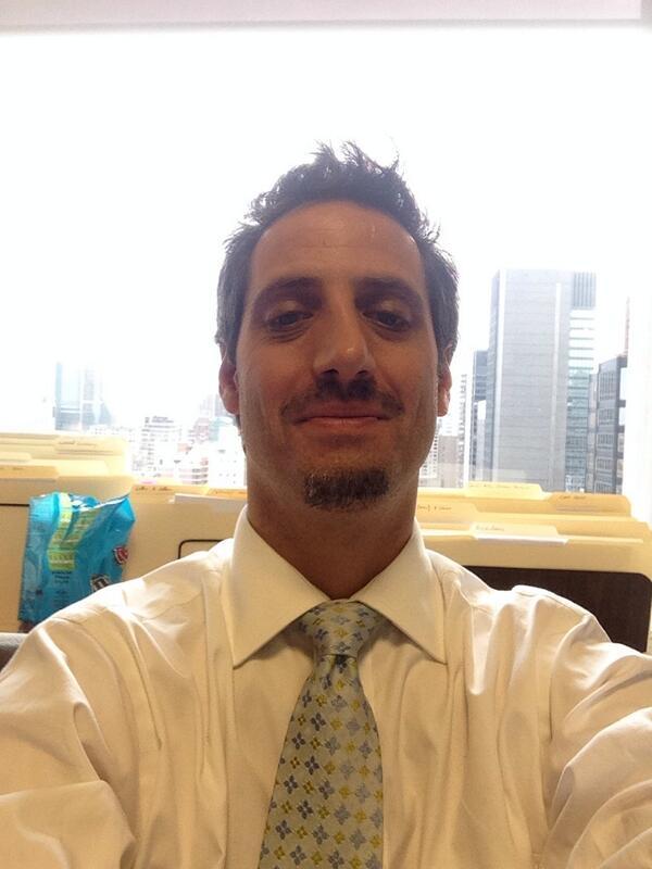"""Josh Saviano, aka Paul from """"The Wonder Years."""""""