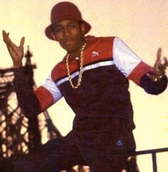 """…with MC Shan"""" – """"Represent"""""""