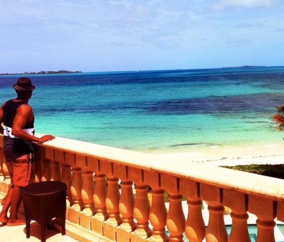 Will Packer Birthday Bahamas
