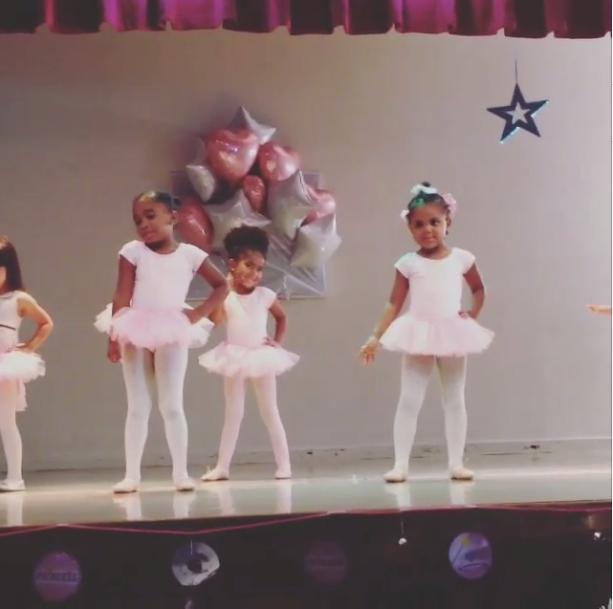Namiko's Ballet Recital.