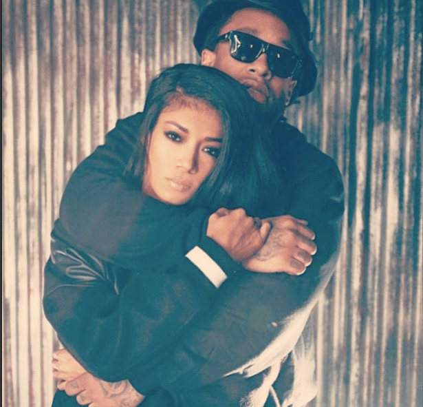 Mila J Boo'ed Up With Ty Dolla $ign
