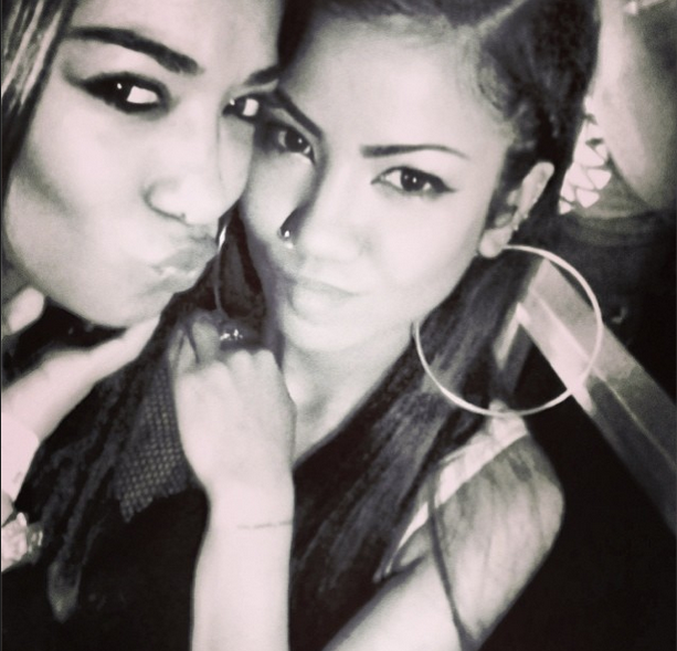 Jhene & Mila