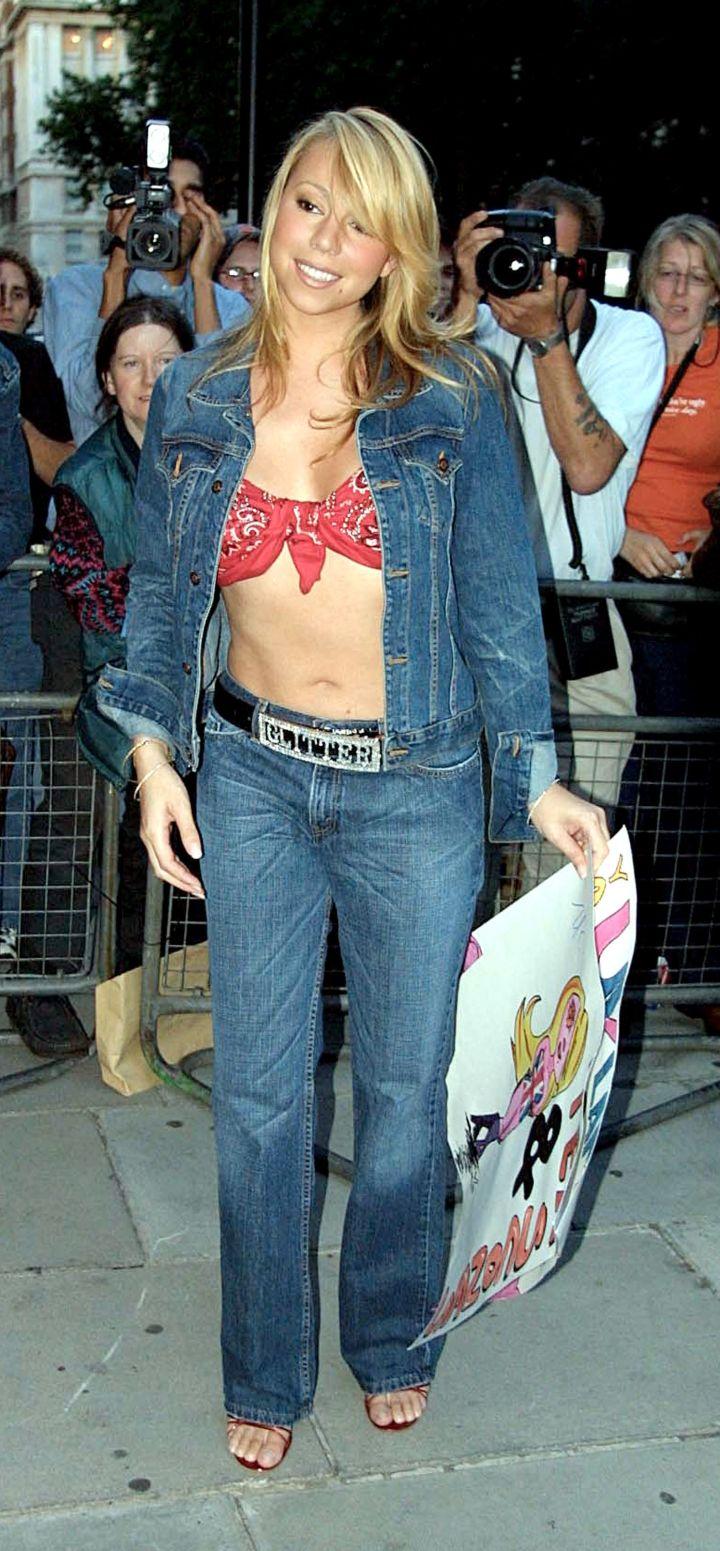 Remember Name Belts & The Bandana Print Trend?