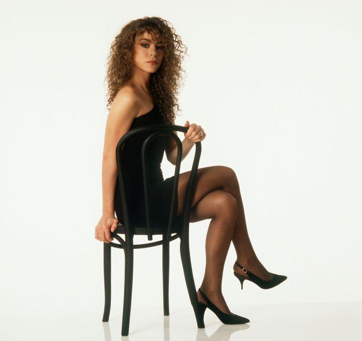 She. She Is Mariah.