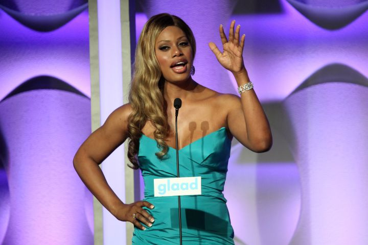 From the red carpet to the small screen, trans activist Laverne Cox knows how to give flawless face and smize.