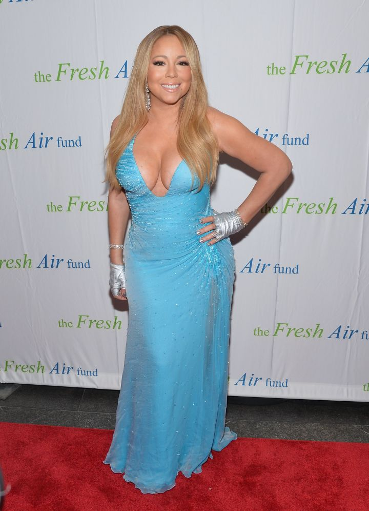 Now, Mariah is a married mom of two and still selling out shows.