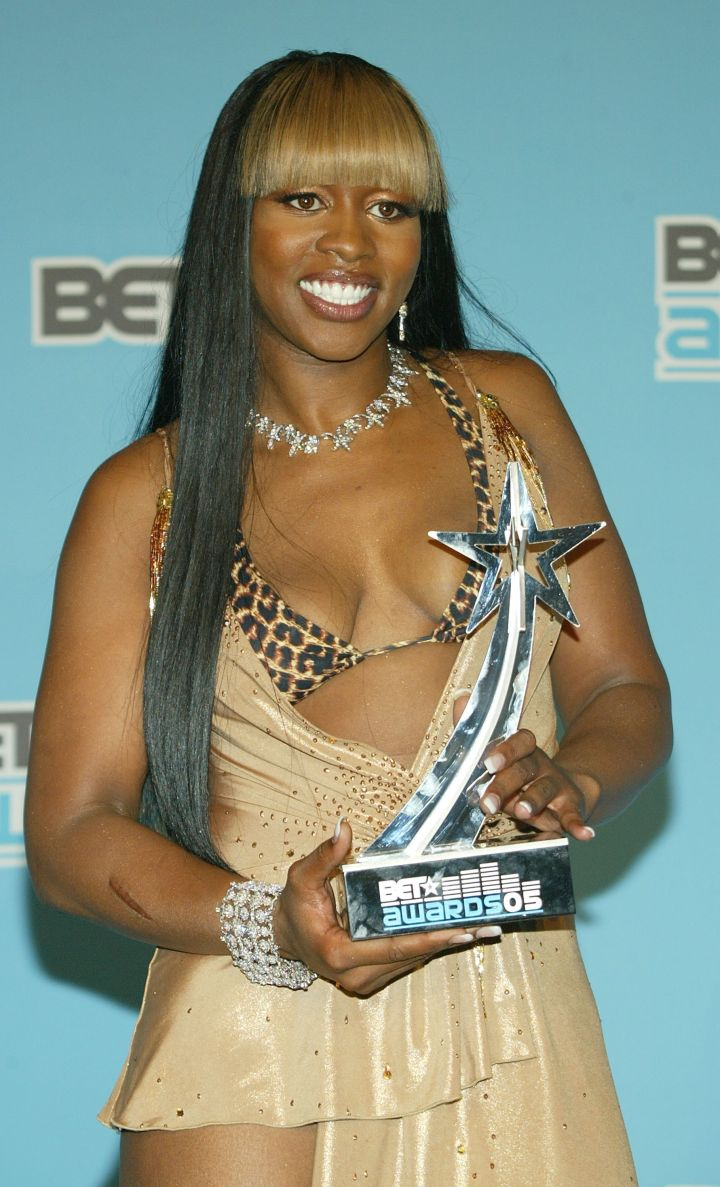 Remy At The BET Awards.